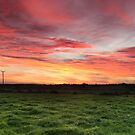 An Irish Sunset by Martina Fagan