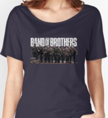 Band of Brothers Women's Relaxed Fit T-Shirt