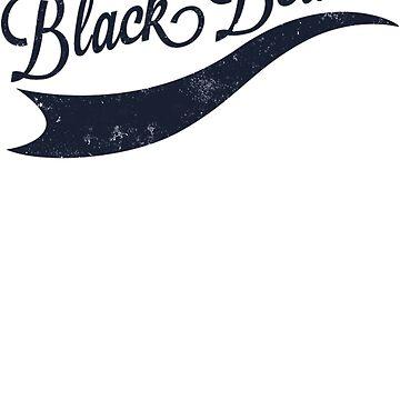 Script Dark Blue by brynthiele