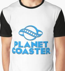 Planet Coaster Graphic T-Shirt