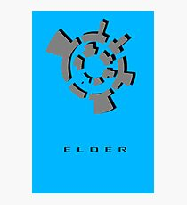 Chozo Artifact of Elder - 3D Minimalist Photographic Print
