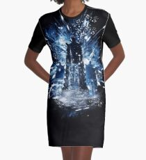 exterminate storm Graphic T-Shirt Dress