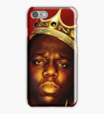 notorious big iPhone Case/Skin