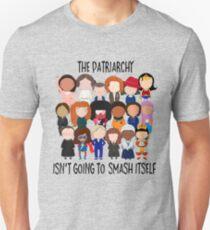 Patriarchy, SMASH Unisex T-Shirt