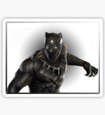 Super heroes Black Panther Sticker