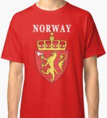 Norge Norway National Keepsake Classic T-Shirt