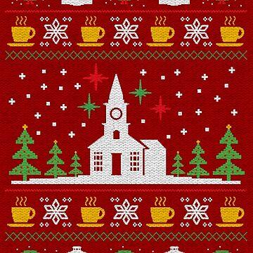 gilmore christmas by halfabubble
