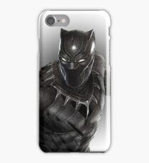 Super heroes Black Panther iPhone Case/Skin
