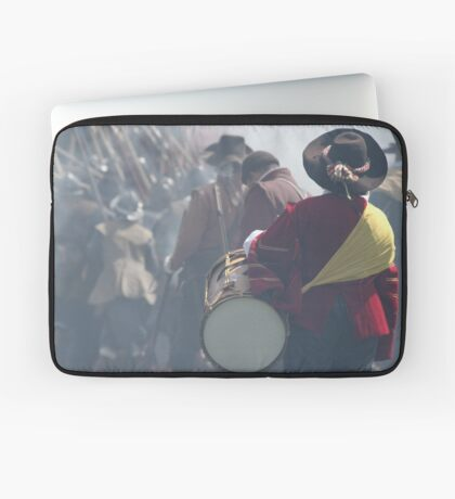 The Drummer Laptop Sleeve
