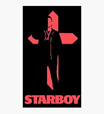 Starboy Cross Photographic Print