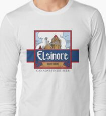 """""""Elsinore Beer"""" - as seen on """"Strange Brew"""" T-Shirt"""