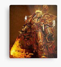 God Emperor Trump Metal Print