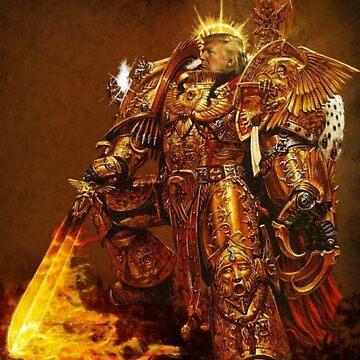 God Emperor Trump by Derp234