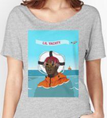 Lil Yachty in ocean Lil Boat Women's Relaxed Fit T-Shirt