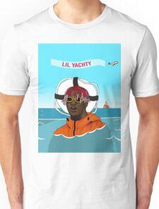 Lil Yachty in ocean Lil Boat Unisex T-Shirt