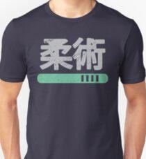 Japanese Kanji Jiu-Jitsu T-Shirt