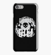 DEATH BLOSSOM - Reaper ULT iPhone Case/Skin