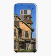 Old House In Main Street Historic District | Cold Spring Harbor, New York Samsung Galaxy Case/Skin