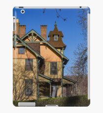 Old House In Main Street Historic District | Cold Spring Harbor, New York iPad Case/Skin