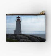 Peggy's Cove Full View Studio Pouch