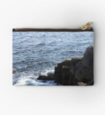 The Rocks at Peggy's Cove Studio Pouch