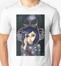Coraline and the secret door Unisex T-Shirt