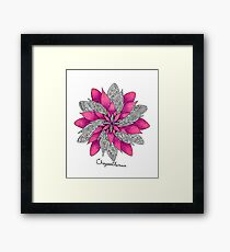 Chrysanthemum-November 5th Framed Print