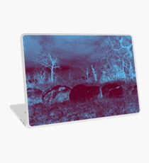Midnight Blue Laptop Skin