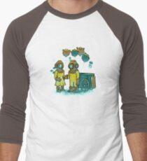 The Balloonfish Vender  Men's Baseball ¾ T-Shirt
