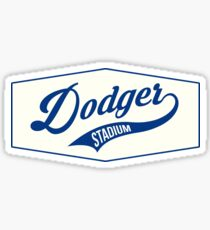 Dodger Stadium Sticker