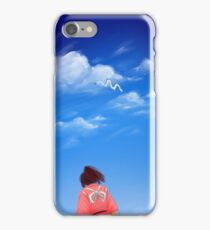 Spirited Sky iPhone Case/Skin