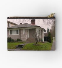 Starter Home on the Corner Studio Pouch