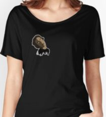 Staircase Dark Clothing Women's Relaxed Fit T-Shirt