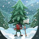 O Christmas Tree by Tom Bradnam