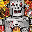 The Tin Man of the Apocalypse! by Todd Bane