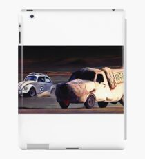 Herbie and some Dummies iPad Case/Skin
