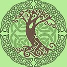 Circle of the Celtic Year by Aakheperure