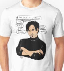 Dean McCoppin Slim Fit T-Shirt