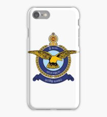 Sri Lanka Air force iPhone Case/Skin
