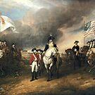 Surrender of Lord Cornwallis by linesandcolors