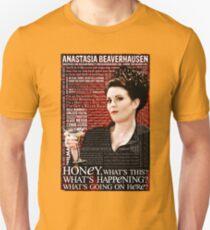 Karen Walker. Will & Grace. Campy. Gay. Drag Unisex T-Shirt