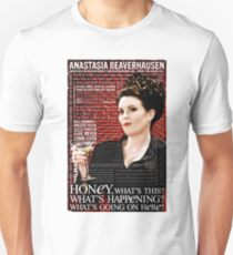 Karen Walker. Will & Grace. Campy. Gay. Drag Unisex T-Shirt