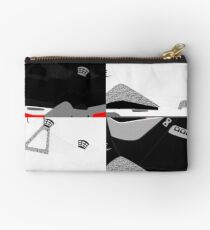 Made in China - Cement Pack Sample Sizes - Pop Art, Sneaker Art, Minimal Studio Pouch