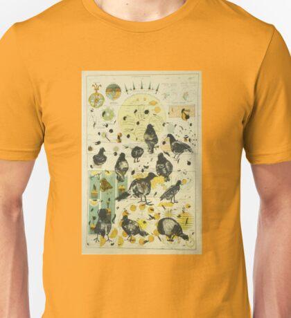 Global Pigeon Unisex T-Shirt
