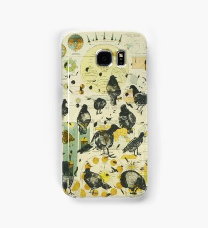 Global Pigeon Samsung Galaxy Case/Skin