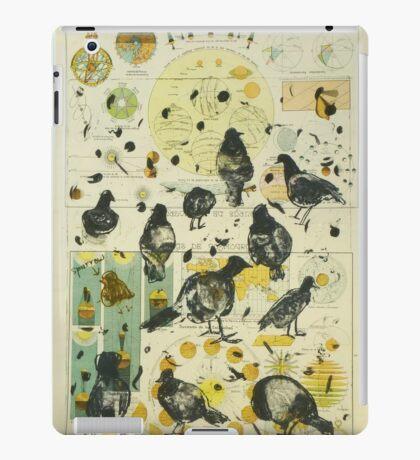 Global Pigeon iPad Case/Skin