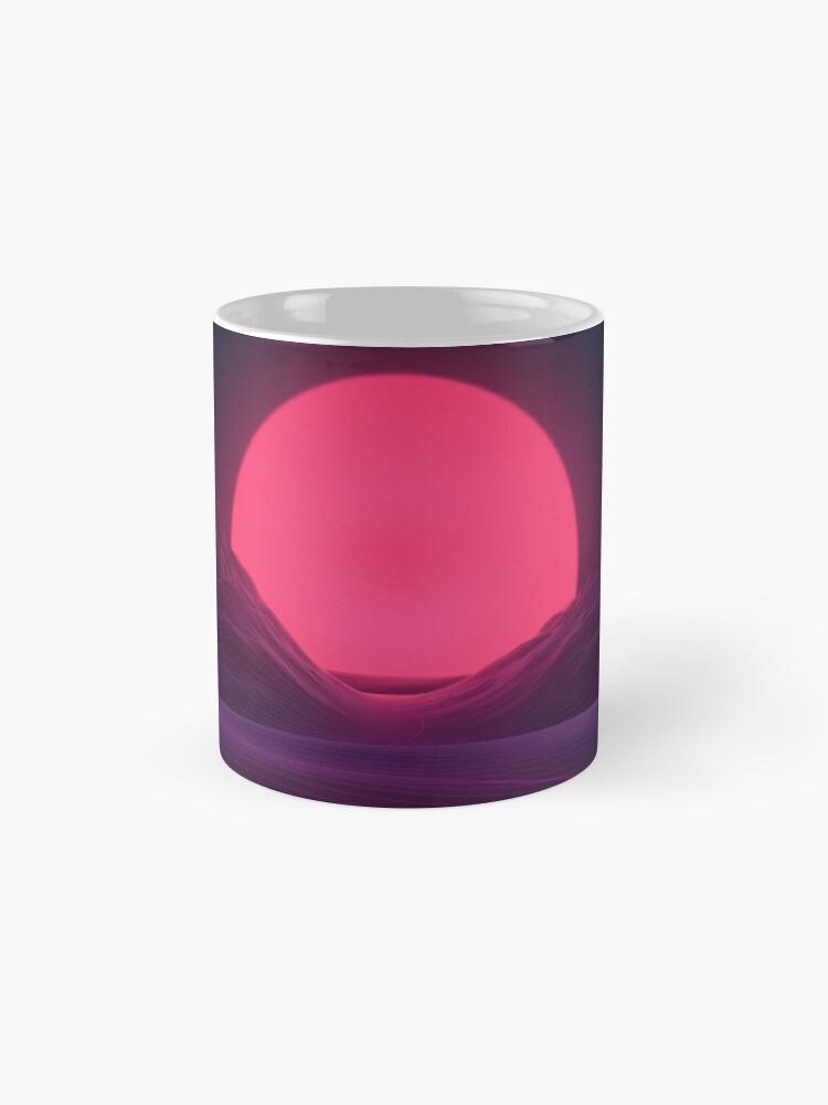 Alternate view of Neon Sunset Mug