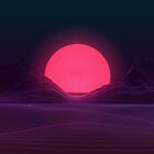 Neon Sunset by AxiomDesign