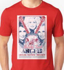 Honky Tonk Angels. Tammy Wynette, Dolly Parton, Loretta Lynn. Nashville, TN. Country Music T-Shirt