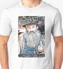 Moonshine Popcorn Sutton  T-Shirt